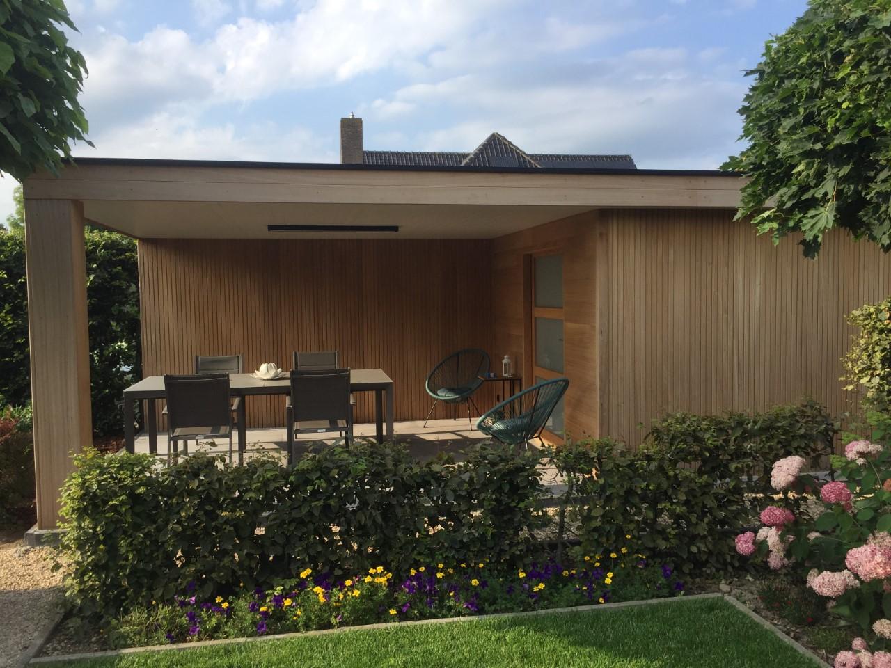 tuinhuis + lounge